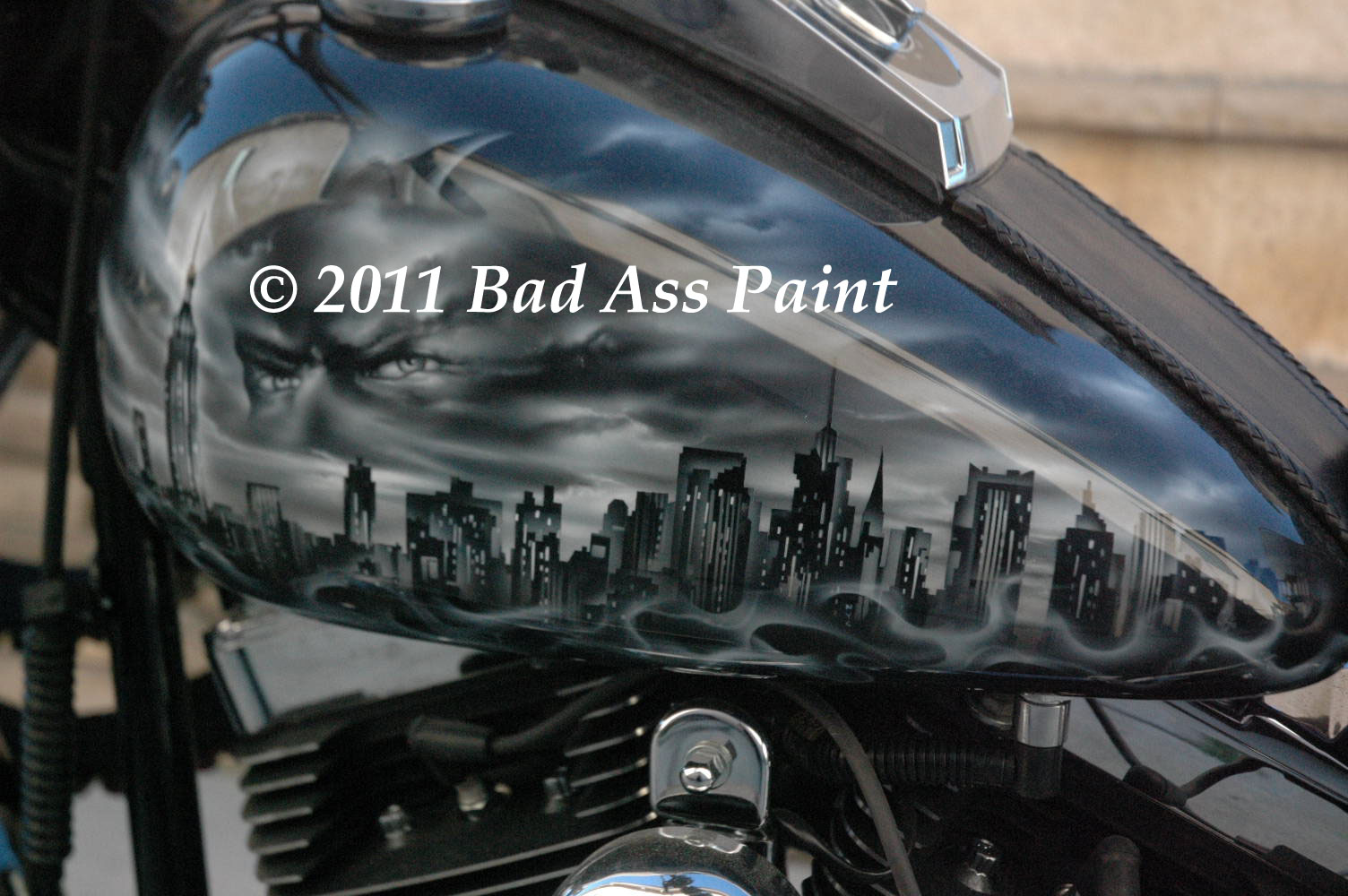 Custom Black Motorcycle Paint Jobs 1504 x 1000 · 222 kB · jpeg
