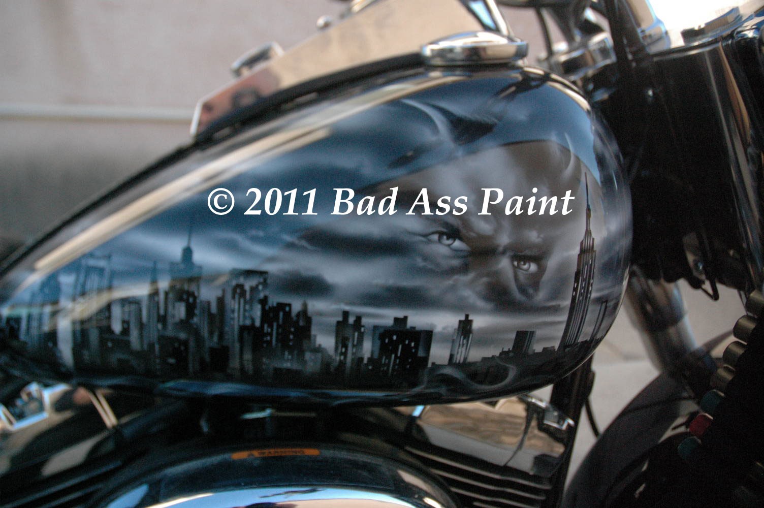 custom paint jobs on - photo #32