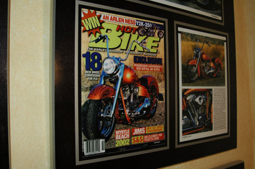 Hot Bike motorcycle magazine