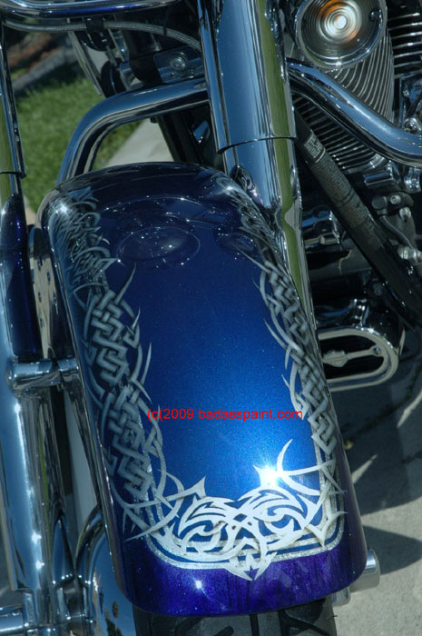 motorcycle design celtic