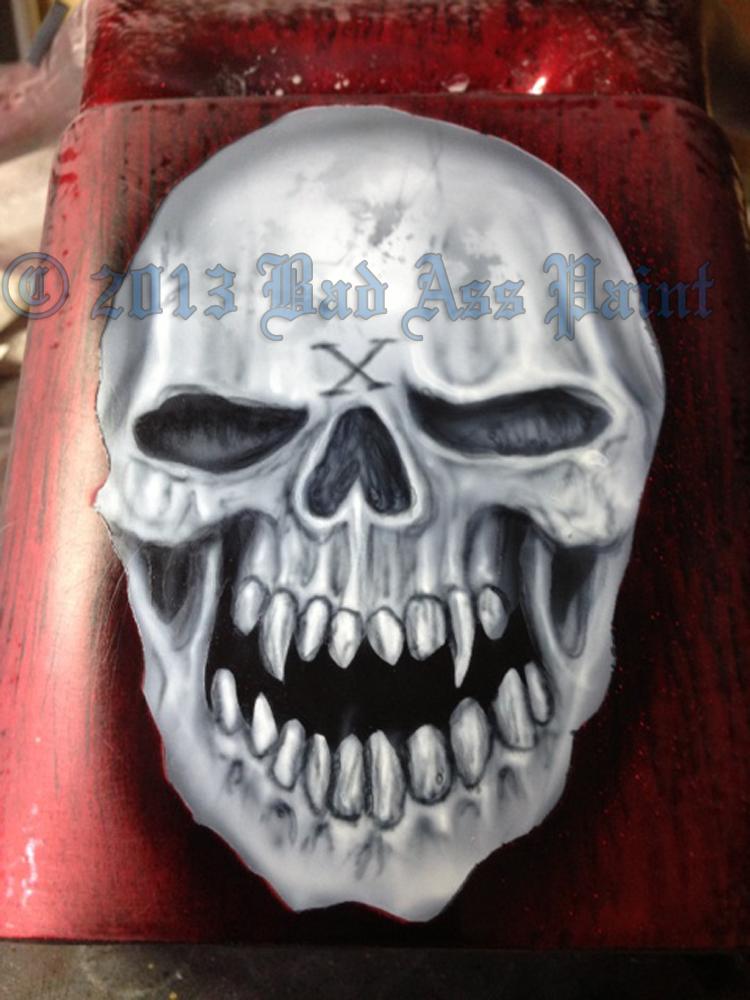 Bad Ass Skull 87
