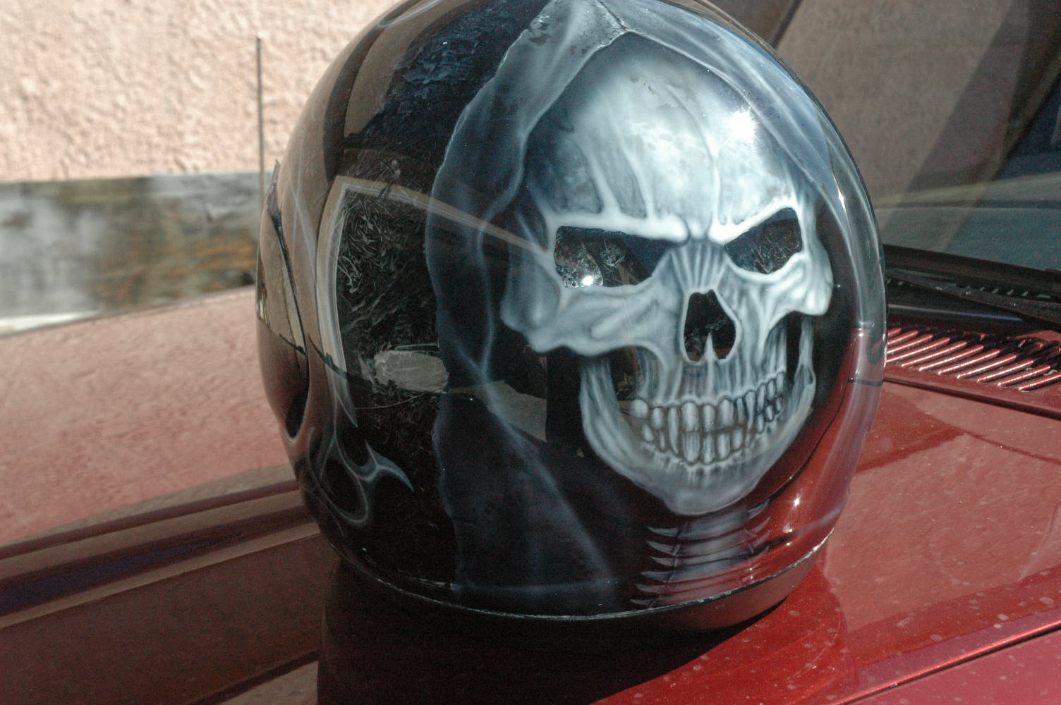 Painted Skulls For Sale